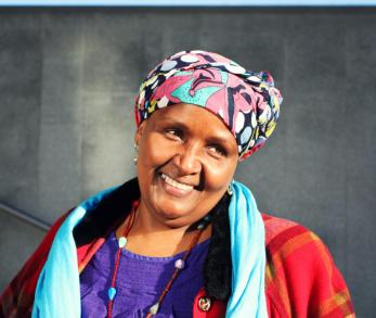 Somali-born Safia Abdi Haase is the first immigrant woman to receive Norway's prestigious order of St. Olav for her work with women and children. She said her campaigning was based on her experiences of domestic abuse, female genital mutilation (FGM), forced marriage, domestic violence and sex trafficking.