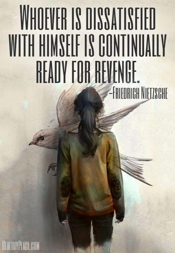 Nietzsche quote - Daniel Clarke image